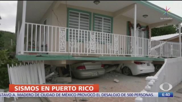 siguen los sismos en puerto rico