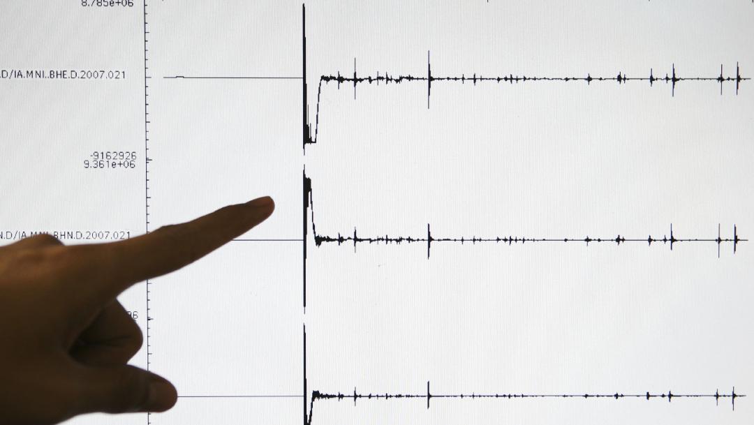 FOTO: Se registra sismo magnitud 4.2 en Juchitán, Oaxaca, el 02 de febrero de 2020