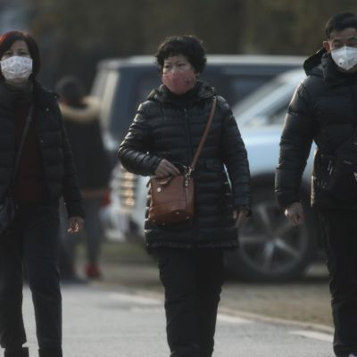 Suman 228 casos de neumonía por coronavirus en China