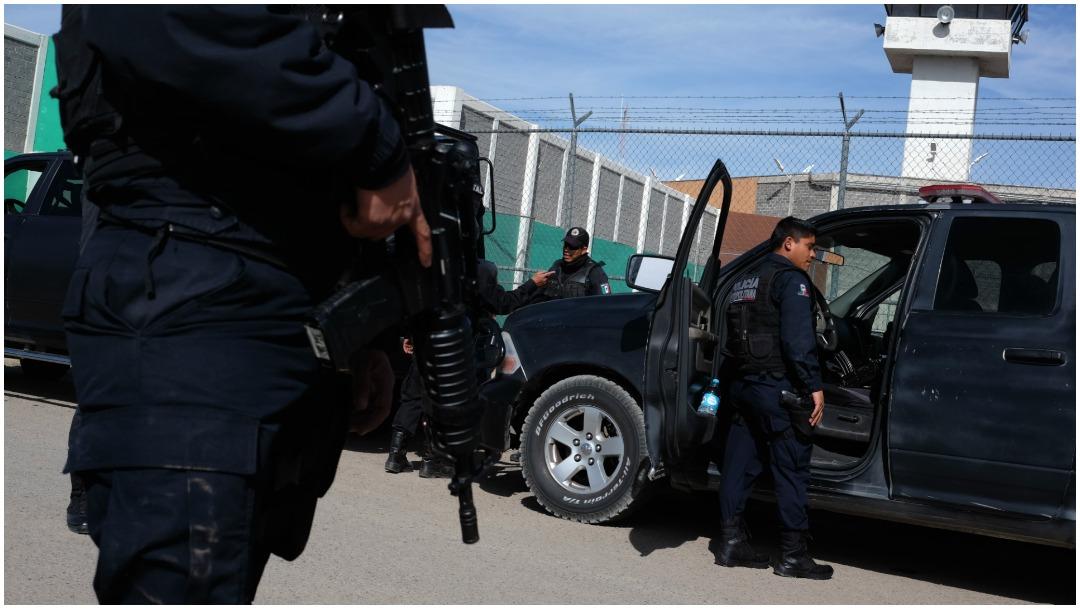 Imagen: Trasladan a reos del Penal de Cieneguillas tras riñas, 5 de enero de 2020 (MISAEL VALTIERRA / CUARTOSCURO.COM)