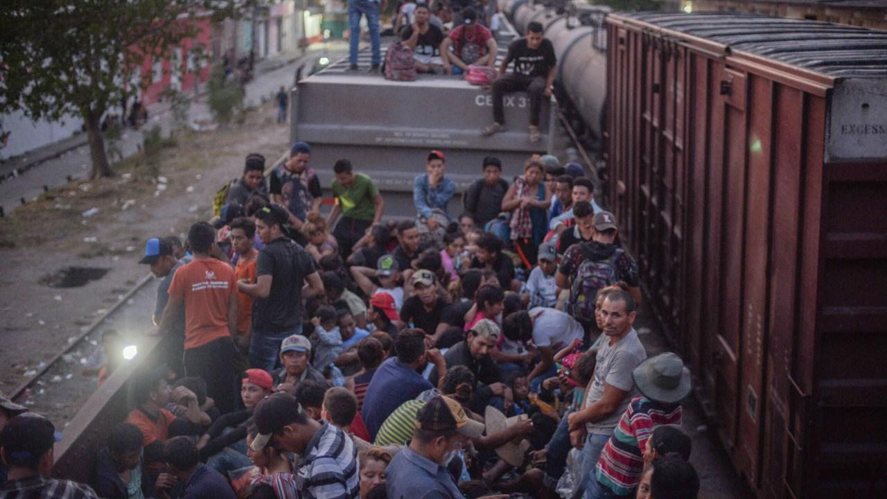 Foto: México no dará 'salvoconductos' a caravana de hondureños que busca atravesar el país, 09 de enero de 2020, (Cuartoscuro, archivo)