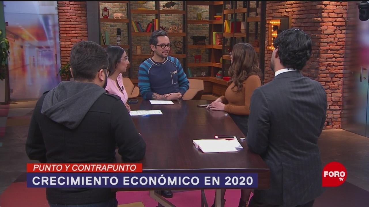 Foto: Economía México 2020 Perspectivas FMI 23 Enero 2020