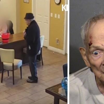 Video: Anciano de 93 años le dispara a un trabajador por no arreglar su tubería