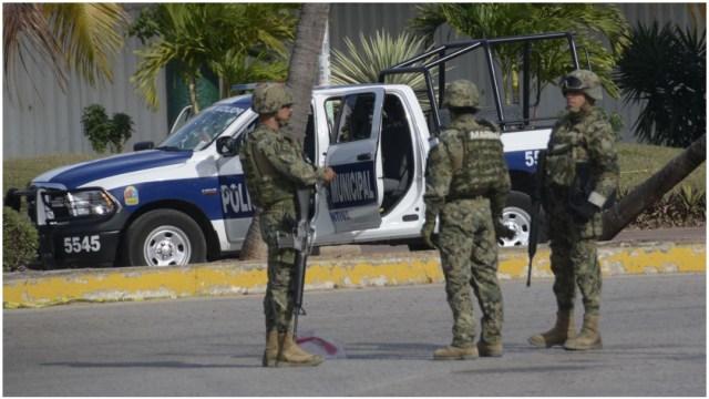 Imagen: Cancún vivió un domingo muy violento, 26 de enero de 2020 (Cuarto Oscuro)