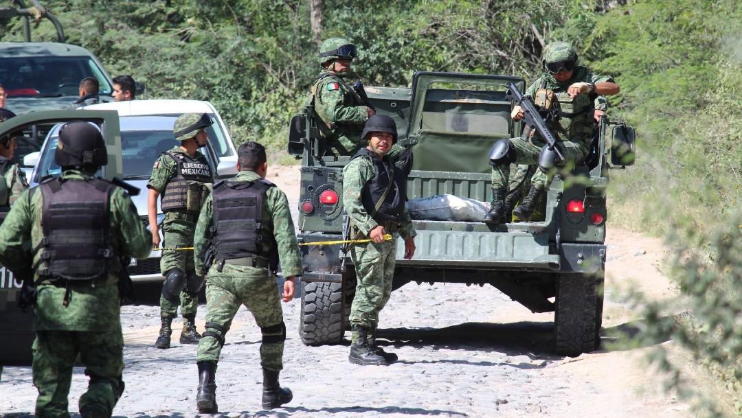 Foto: Frenar violencia en Guanajuato, tema de inteligencia, dice comisionada de Seguridad