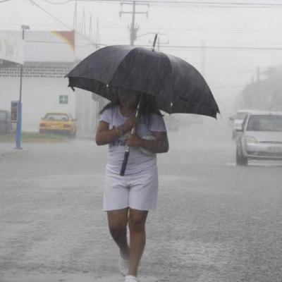 Foto: Yucatán resiente impacto del frente frío 38, 8 de febrero de 2020, (Twitter @NovedadesYuc)