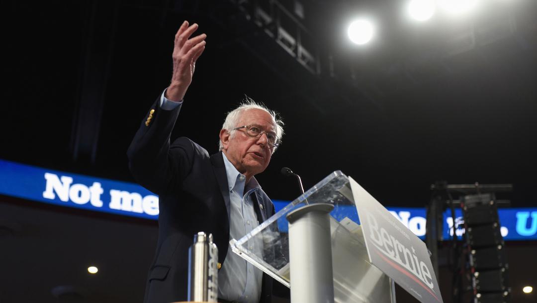 Foto: Bernie Sanders intervendría militarmente si China atacara a Taiwan, 15 de febrero de 2020, (Reuters, archivo)