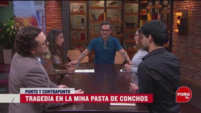 Foto: 14 Años Rescate Cuerpos Pasta De Conchos 20 Febrero 2020