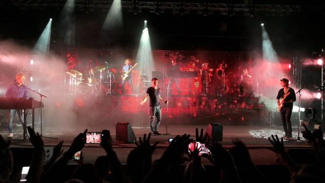 concierto A-ha take on me