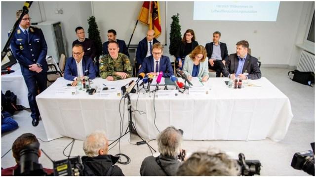 Imagen: Alemania confirma dos ciudadanos contagiados con coronavirus, 2 de febrero de 2020 (EFE)