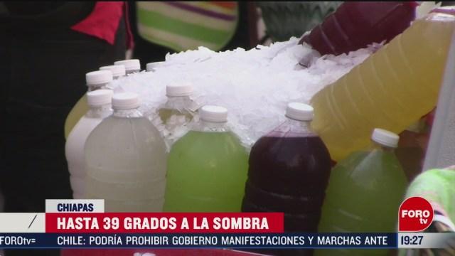 Foto: Enfermedades Causadas Calor Chiapas Alertan Autoridades Salud 28 Febrero 2020
