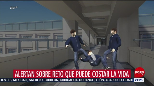 Foto: Reto Viral Podría Romper Cráneo Niños Jóvenes 4 Febrero 2020