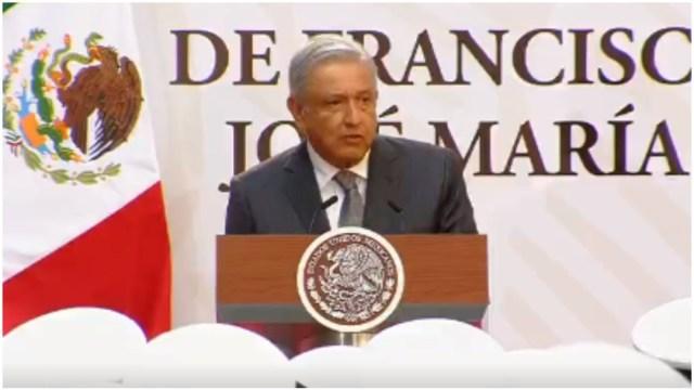 Foto: AMLO afirmó que el legado que deja el maderismo a los mexicanos se vio cristalizado en 2018, 23 de febrero de 2020 (Twitter)