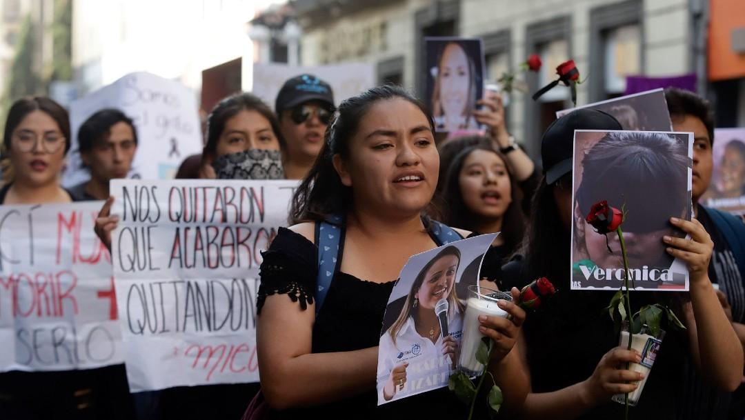 Foto: AMLO: Ni descuentos ni castigos a mujeres que se sumen a paro nacional
