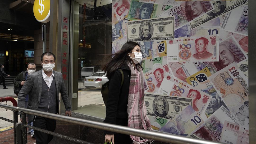 Coronavirus provoca que desinfecten y destruyan el dinero en ChinaEn China desinfectan y destruyen el dinero por coronavirus