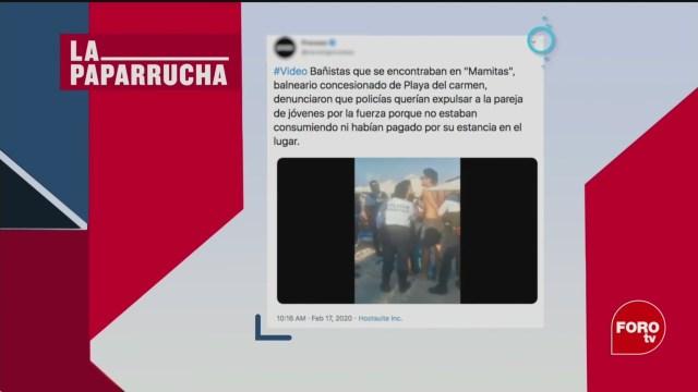 Foto: Arrestan Jóvenes Playa Del Carmen Noticias Falsas 18 Febrero 2020