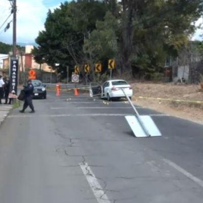 Asesinan a dos agentes ministeriales en Cuernavaca, Morelos