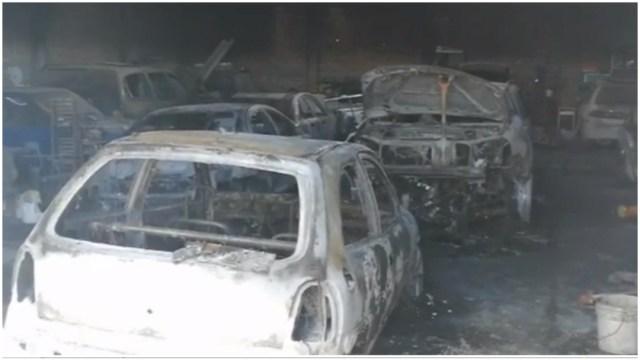 Foto: Hay al menos cuatro desaparecidos tras diversos ataques en Irapuato, 8 de febrero de 2020 (Foro TV)