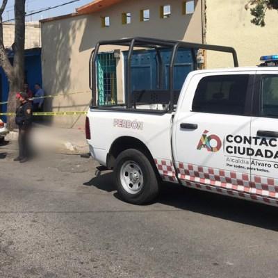 Encuentran bebé recién nacido muerto en la Álvaro Obregón