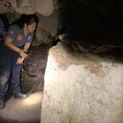 Video: Hallan ruinas mayas en cenote de Playa del Carmen
