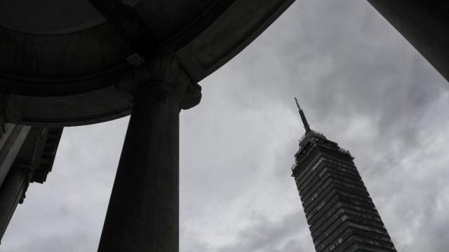 Se pronostica cielo nublado en la Ciudad de México, 02 febrero 2020