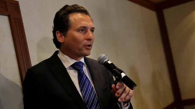 Emilio Lozoya, exdirector de Pemex, fue detenido en Málaga, España. (Reuters, archivo)