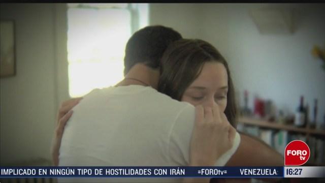 FOTO: conoce el poder curativo de un abrazo