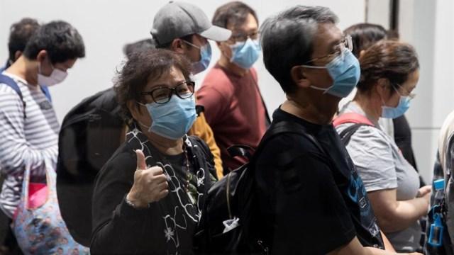 Foto: El Centro para el Control y la Prevención de Enfermedades de Corea del Sur dijo que una mujer de 73 años de edad dio positivo por el virus contagioso