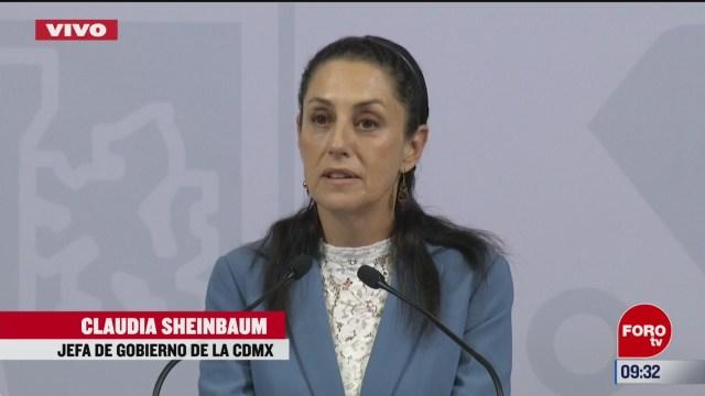 crimen de fatima sera castigado dice sheinbaum