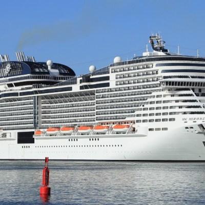 Crucero 'Meraviglia' zarpa de Cozumel rumbo a Florida