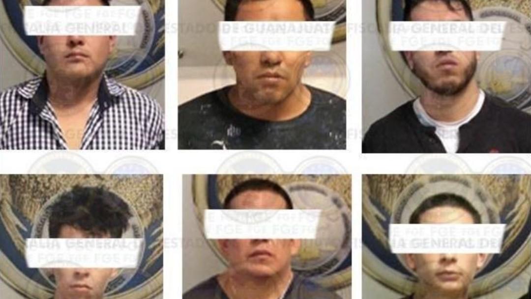 Foto: Además, se aseguraron dos casas de seguridad, un arsenal de armas de fuego, droga, así como equipo táctico con las siglas del grupo criminal