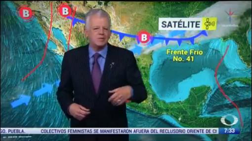 despierta con tiempo altas temperaturas al centro y sur de la republica mexicana
