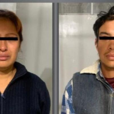 VIDEO: Así fue la detención de los presuntos feminicidas de Fátima