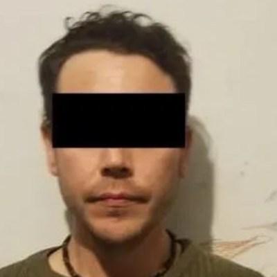 Detienen a hermano de Diego Santoy con droga en Monterrey