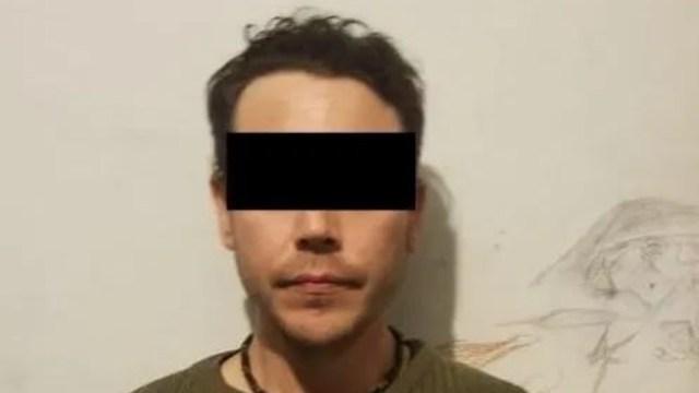 Detienen a hermano de Diego Santoy con droga en Monterrey. (Noticieros Televisa)