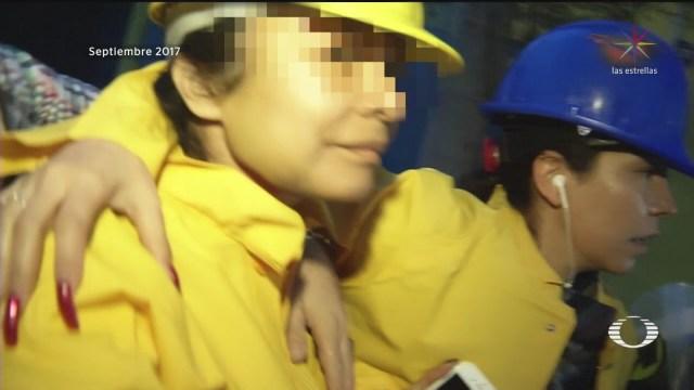 FOTO: 7 febrero 2020, directora del colegio enrique rebsamen acepta su responsabilidad por muerte de menores