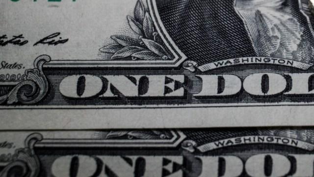 FOTO Dólar se vende en 18.60 pesos este 14 de febrero (Getty Images)