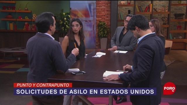 Foto: EEUU Deporta 60 Mil Solicitantes Asilo México 2019 4 Febrero 2020