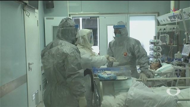 Foto: Pacientes Coronavirus Pueden Recuperarse Tratamiento Médico 18 Febrero 2020