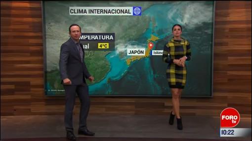 el climaenexpreso internacional del 25 de febrero del