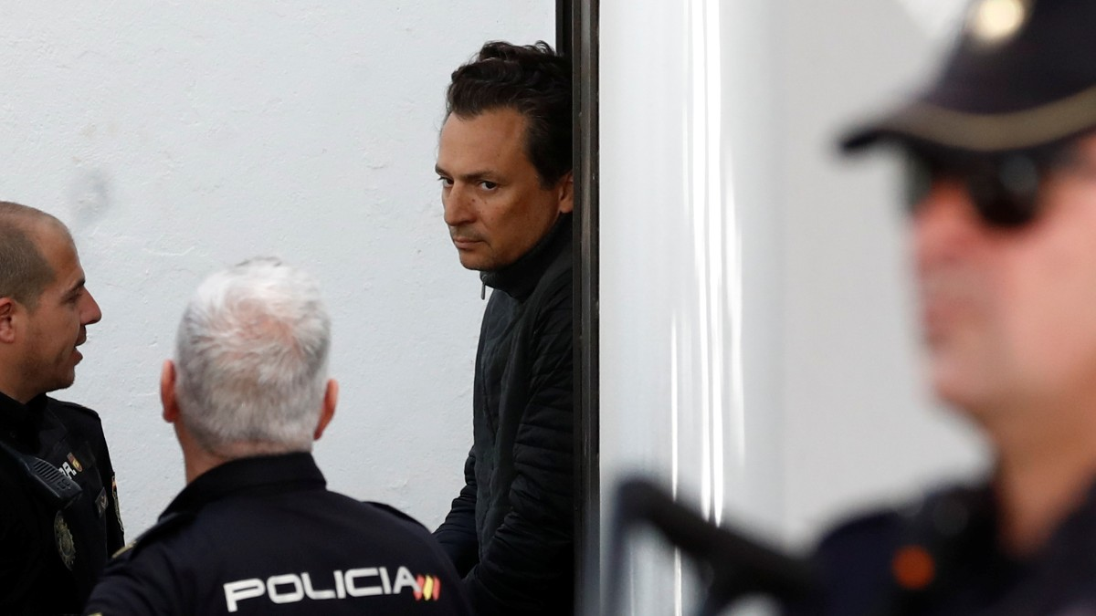 Caso Lozoya: existe otra solicitud de extradición