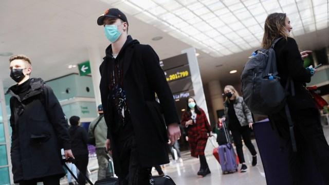 Foto: España registra el primer caso de contagio local por coronavirus