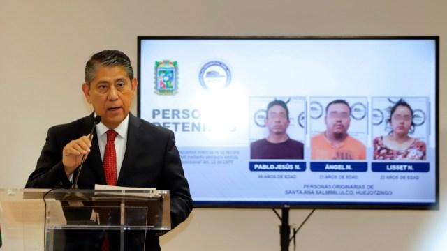 Estudiantes de medicina murieron en zona peligrosa de Puebla