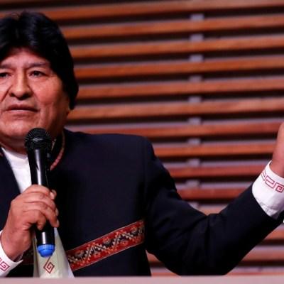 Presentan nueva denuncia por 'sedición' contra Evo Morales