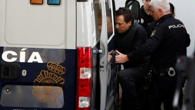 FOTO Extradición de Emilio Lozoya se debe basar en orden de aprehensión en México, dice fiscal (Reuters)