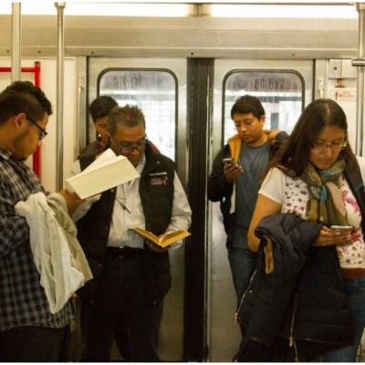 Imagen: Se registran fallas en la Línea 2 del Metro de la CDMX, 22 de febrero de 2020 (ROGELIO MORALES /CUARTOSCURO.COM)