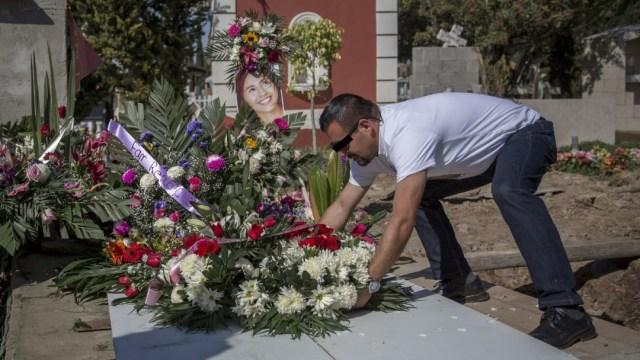 Feminicida de Marbella Valdez acudió a su funeral