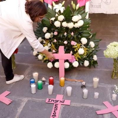 CNDH protesta ante intención de modificar el delito de feminicidio