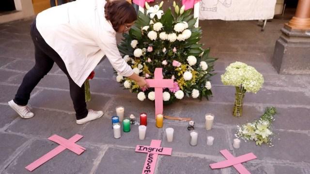 Foto: El fiscal general, Alejandro Gertz Manero, defendió la necesidad de cambiar el tipo penal del feminicidio pues 'no es lo suficientemente claro como para poder hacer esa defensa'