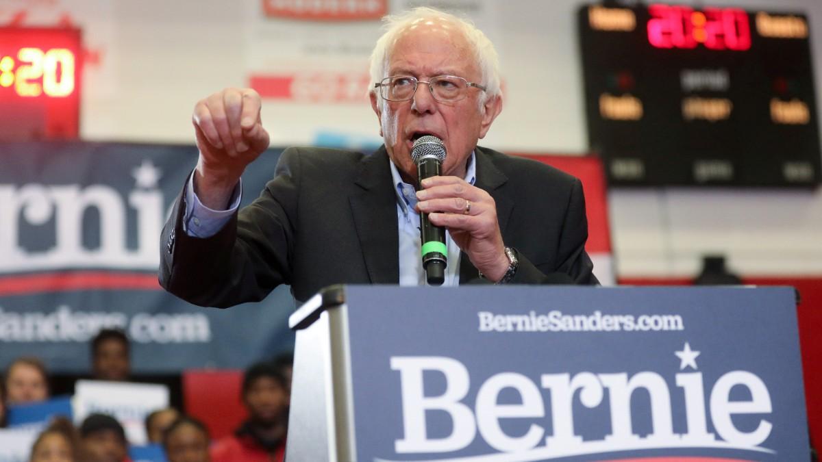 Foto: Bernie Sanders, precandidato demócrata. Reuters